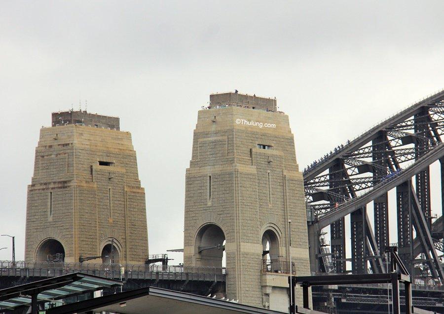 Pylon Lookout, Sydney Harbour Bridge