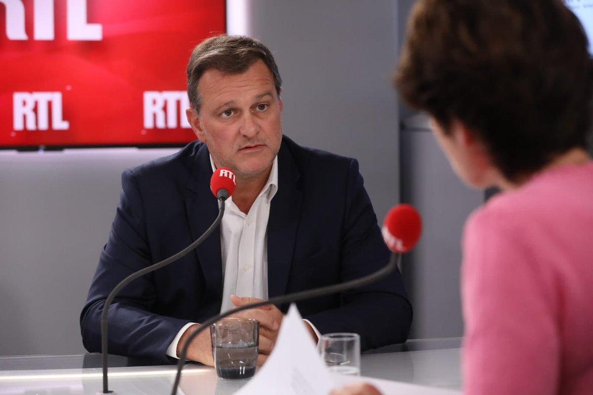 'Jean-Luc Mélenchon est un extrémiste', @louis_aliot invité de #RTLMatin avec @EliMartichoux