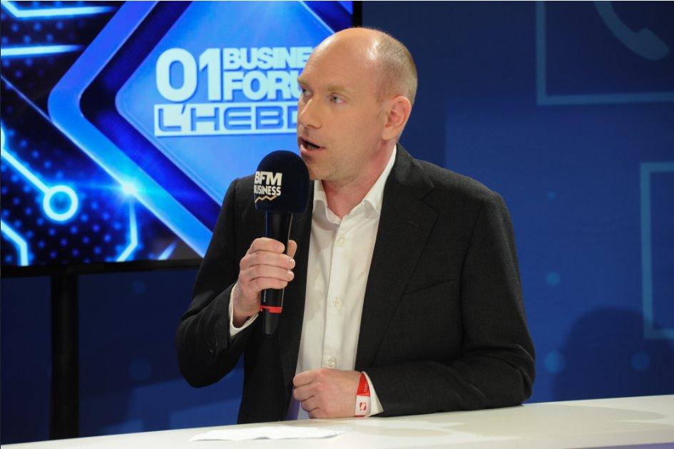 Benoit Grunemwald, Cybersecurity Leader, @ESET_France était présent lors du plateau #BFMBUsiness enregistré aux #AssisesSI. Retrouvez le replay de l\