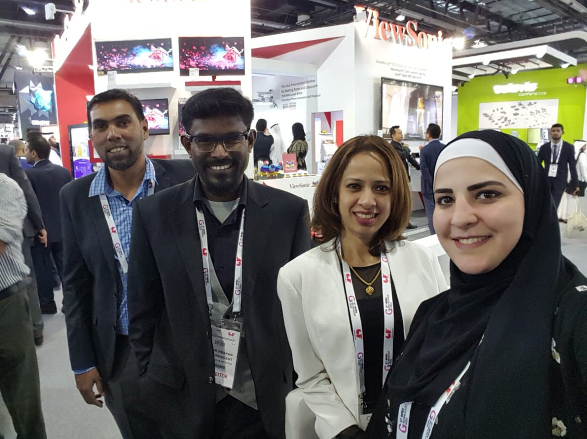 test Twitter Media - Day-4 @GiTex - A day of strengthened partnerships - with our partner in Abu Dhabi #Gitex #GITEXtechweek https://t.co/X7RfrEQdDk