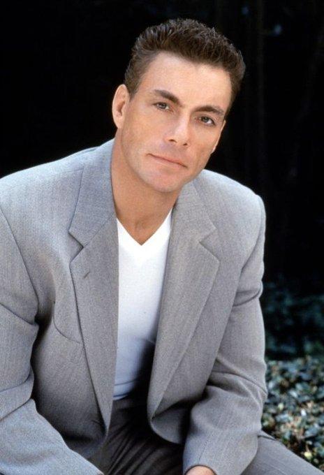 Happy Birthday-    Jean-Claude Van Damme