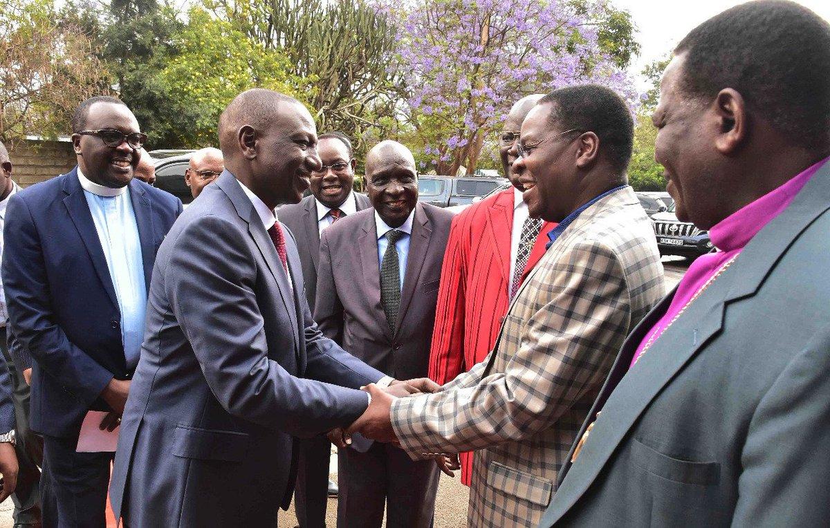 William Samoei Ruto, PhD on Twitter:
