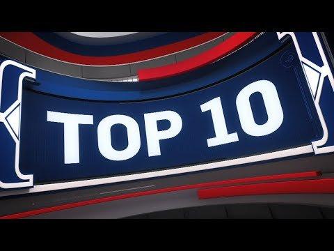 #Top #10 #Plays #Of #The #Night | #October #17, #2018 https://t.co/83Xhas9puW https://t.co/uF0xAGETi0