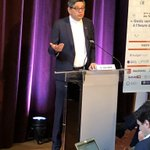 Image for the Tweet beginning: #TechFin2018 Dieu, l'argent, et la