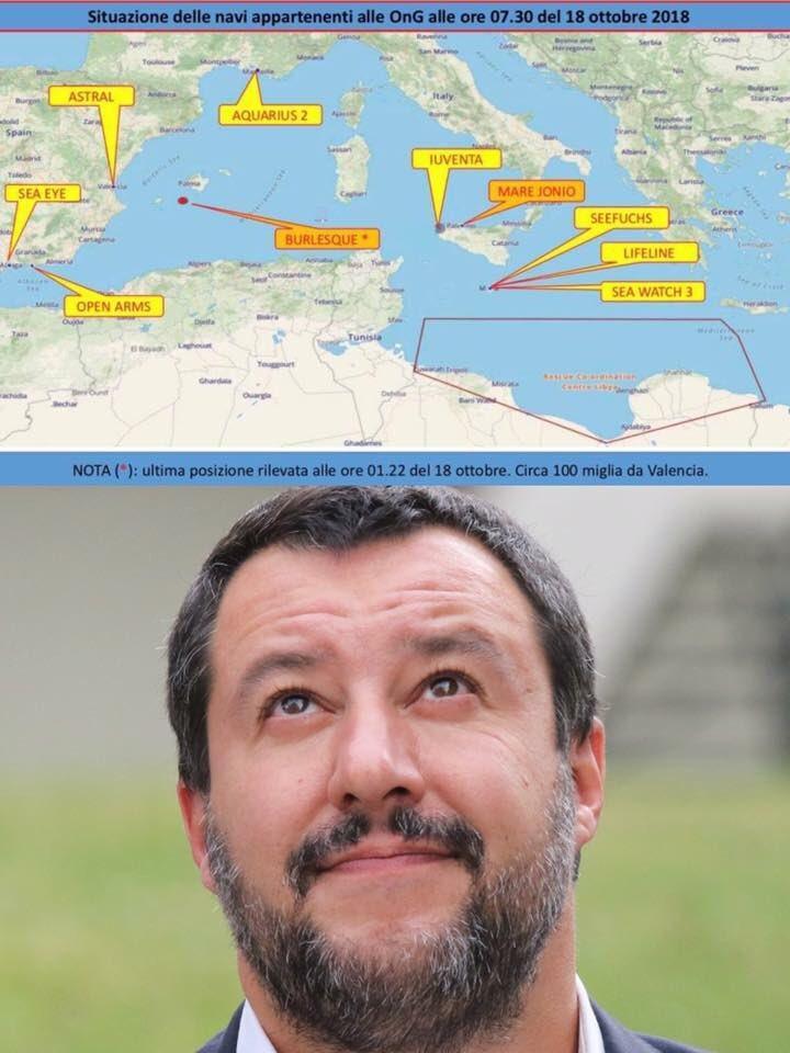 """Γι' αυτό ο Σαλβίνι είναι ΗΓΕΤΗΣ! """"ΤΕΛΕΙΩΣΕ"""" τις ΜΚΟ απ' την Ιταλία με μια απλή κίνηση..."""