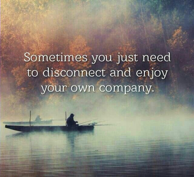 Sometimes we just need to disconnect and enjoy our 🌴🍹 #ThursdayThoughts #quote Photo