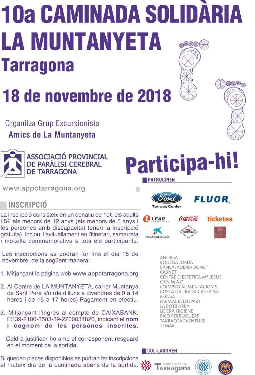 APPC - La Muntanyeta (@APPCTarragona)