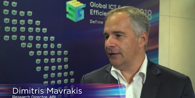 Video interview: @ABIresearch director @dmavrakis spoke to @mobileworldlive at the Global ICT Energy Efficiency Summit about the challenges operators face in the market:  https://t.co/qtBGMGrWCH #5GPower @Huawei @HuaweiCarrierC#5Garrier  (partner content)