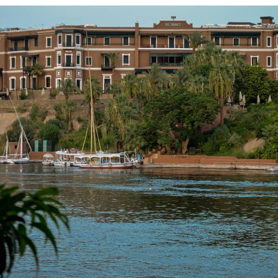 Built in 1899 to house European travellers, this view has inspired leaders, literary legends and royalty. Over a century later, The Sofitel Legend Old Cataract is still the ultimate destination in Aswan. 📸@mohamed_hassan.m #SofitelWorld #LiveLikeLegends https://t.co/jqfFNmDR1m