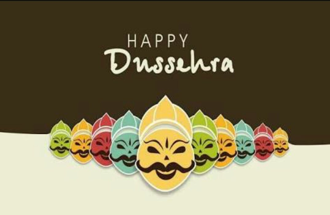 May All Our Troubles Burst Away Like The Fireworks and Our Happiness Be Multiplied By Ten Times!!! #HappyDussehra @RanaDaggubati