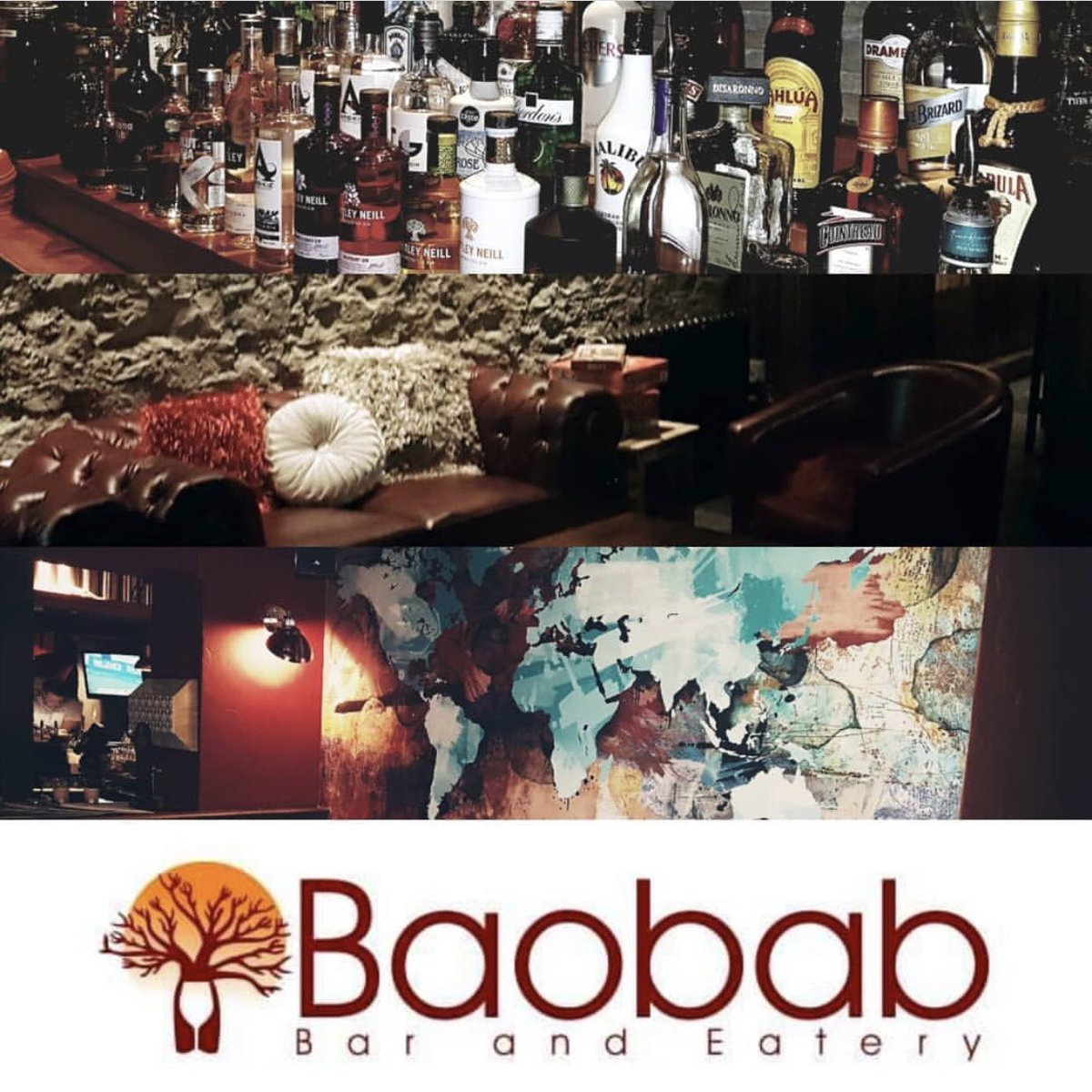 New to the West End, Baobab Bar & Eatery . . . Street food, South African style 🇿🇦  . . . #hiddengems #takeacloserlook #thisisedinburgh #edinburgh