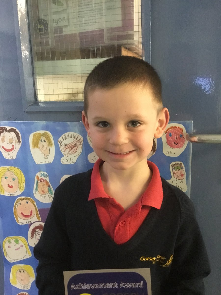 test Twitter Media - A worthy receiver of our achievement award for having his own fantastic ideas this week. Well done! #gorseyy1 https://t.co/ymszfJPuhV