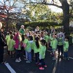 Image for the Tweet beginning: Kindergarten is so excited to