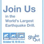 Image for the Tweet beginning: Join us!  World's Largest Earthquake
