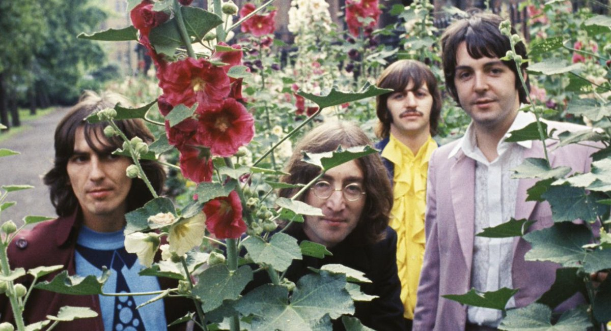 Hear a previously unreleased acoustic version of the Beatles classic 'While My Guitar Gently Weeps' with just George and Paul https://t.co/8QLmOqpQLd