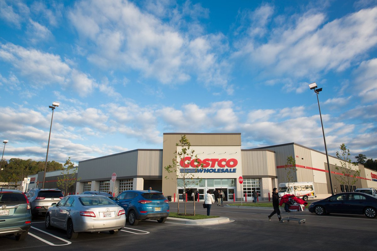 Baltimore County On Twitter Costco At Mill Station In
