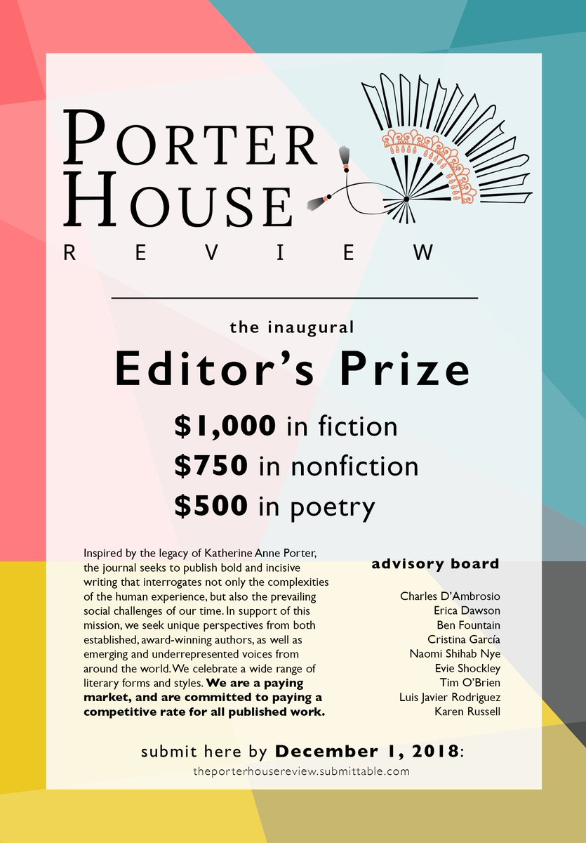 Porter House Review on Twitter: