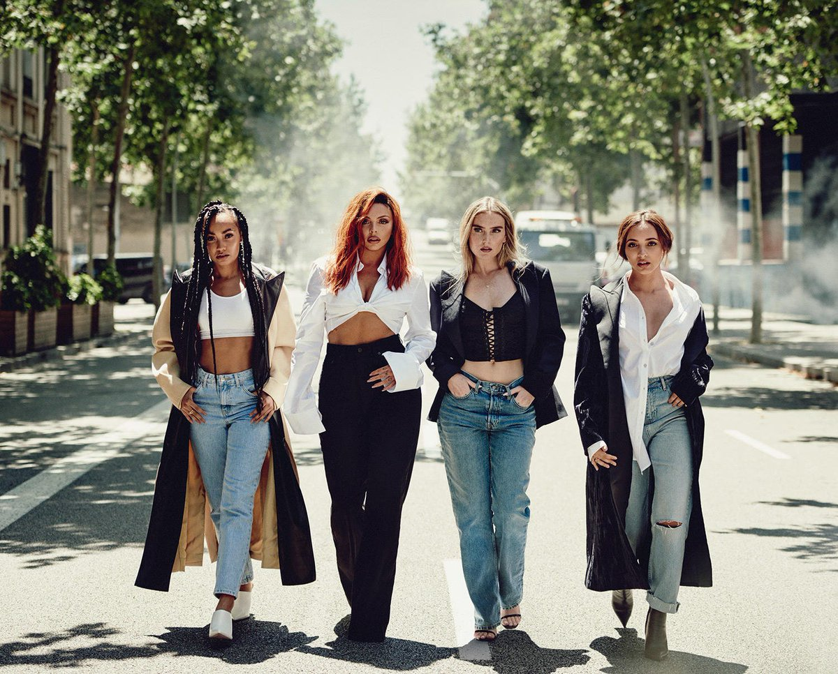 🚨 INFO! @LittleMix just announced their huge UK #LM5TheTour! Find out when you can see them hitting arenas across the nation here >>> https://t.co/sw7EbQUyT8