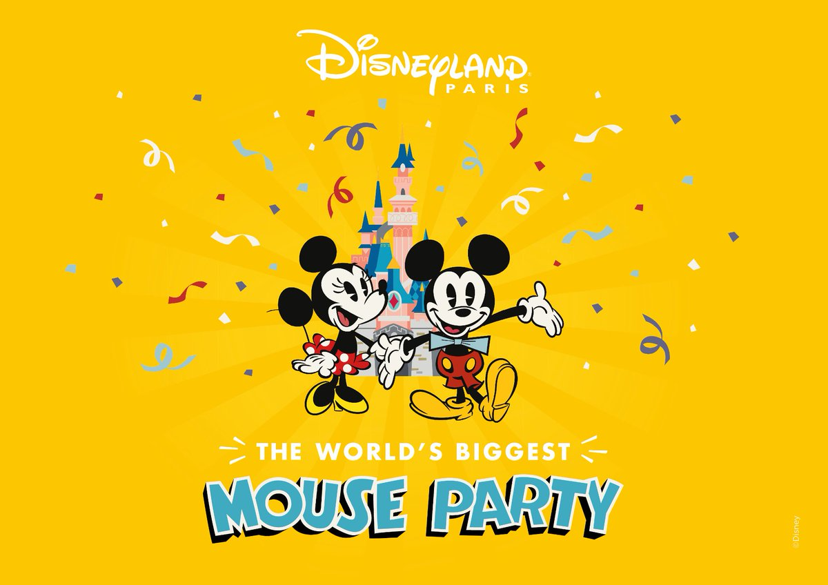 Share Your Birthday Wishes To Mickey On Social Media Video Might Be Selected Appear In The SurpriseMickey Show At Walt Disney Studios Park