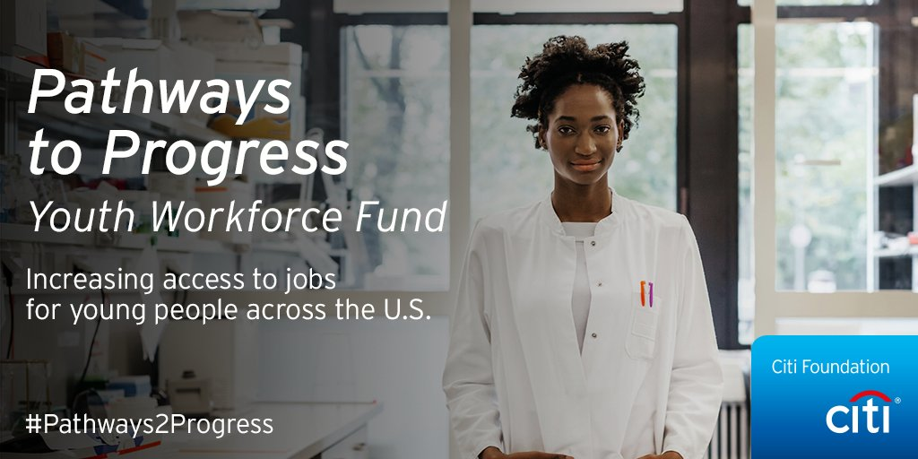 Our member banks make significant contributions to support communities across the country. See how @Citi is working to help prepare youth for the workforce via #Pathways2Progress #jobs