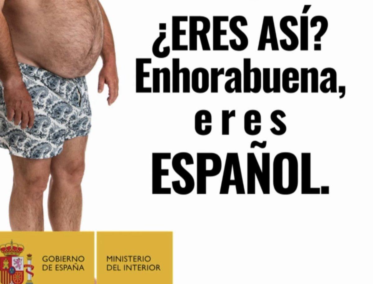 """Las personas con """"pecholobo"""" obtendrán automáticamente la nacionalidad española https://t.co/jW6vOG75vA"""