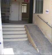 Horrible #accessibility in working women Hostels @Delhi. working  to make #friendly safe for women w/ #disabilities