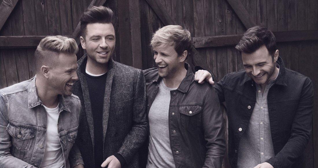 Westlife announce 2019 UK and Ireland 'Twenty Tour' arena shows: bit.ly/2yKzkL3