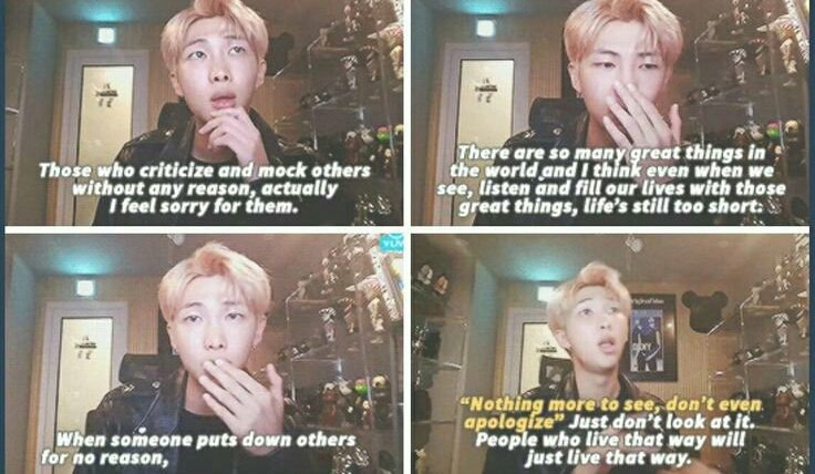 And people had the audacity to say he didn&#39;t write his UN speech. C&#39;mom this man is a modern poet. He speaks through poetry.   #BTS #MPN #BTSARMY  @BTS_twt<br>http://pic.twitter.com/R9AhEqIyzh