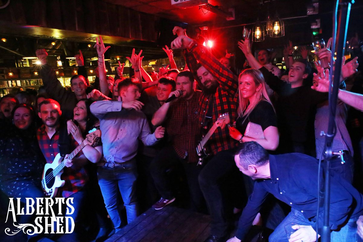 Its easy to find out what's on at #AlbertsShedShrews Just look here  http://www. facebook.com/pg/albertsshed shrewsbury/events/  …  #AlbertLovesLive #GetYourHeadInTheShed #Shrewsbury #OpenUntilVerylate #LiveMusic #Comedy #JamNights #AlbertHatesKaraoke<br>http://pic.twitter.com/1TM7ommEoy