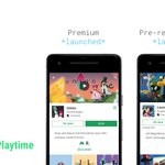 Image for the Tweet beginning: Google Play Instant is now