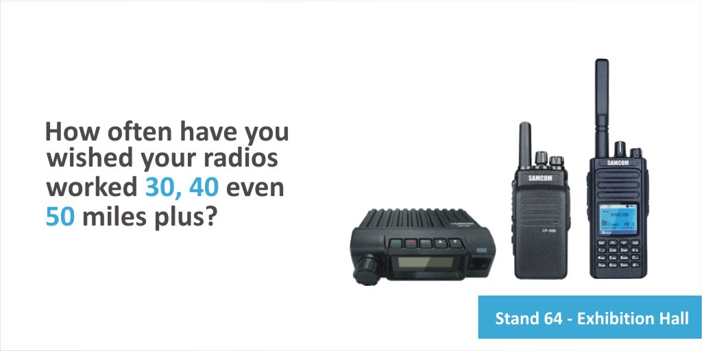Stop by stand 64 @TheShowmansShow  to view a live demo of the @iPTT_poc European wide digital radio system   Helping you reach further https://t.co/eWDqyoN6RH  #POC #PTTOC #NationwidePTT #showmans18 #ShowmansShow #eventprofs #eventtech #heretosupportyou