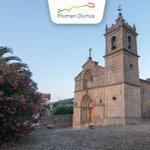 🇪🇸 El llamado Románico de Resistencia fue un estilo arquitectónico típico de la independencia de Portugal. Hoy en @CanalPatrimonio presentamos otro ejemplo de esta forma de construir templos con aspecto militar. ¿Te vienes a conocer este #PatrimonioDuero? https://t.co/qfNL2n2JkR