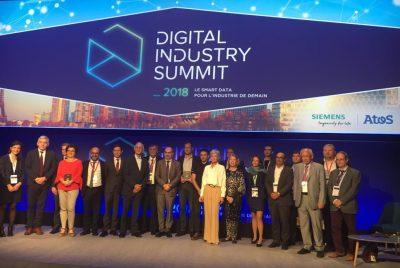 Glückwünsche für die Gewinner-Startups des Digital Industry Award – #Industry40 #DigitalInd...