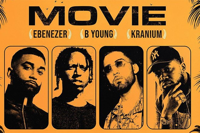 #MiddayShow With @Simidrey NP: Movie - @iAM_ADP ft @EbenezersWorld @BYoungOfficial @therealkranium