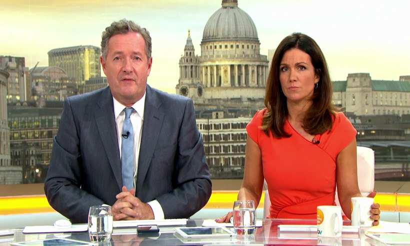 Piers Morgan and Susanna Reid have some very exciting roles coming up in Hollyoaks (yep, you read it right!)  https://t.co/XlqGDhNeQy