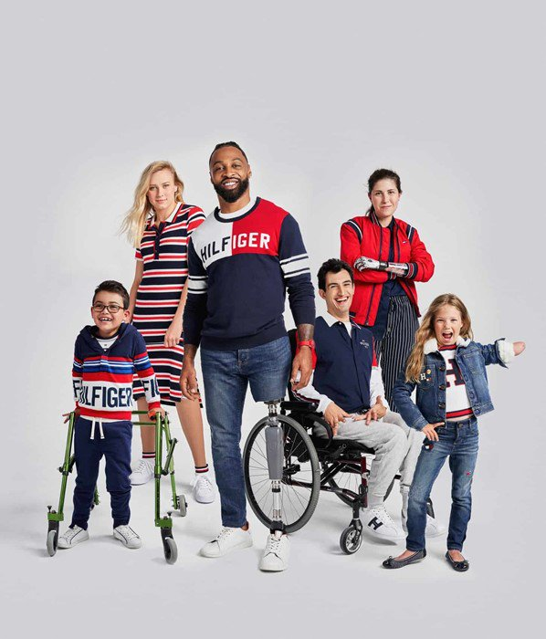 .@TommyHilfiger's new campaign celebrates celebrates strength in disability: https://t.co/rlD732IsRN https://t.co/XtjP1E2Jbw
