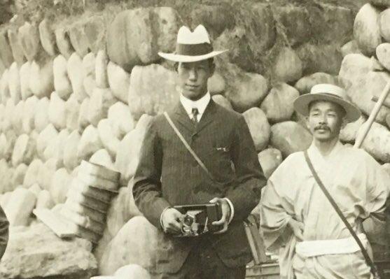 """和歌山市立博物館 no Twitter: """"徳川頼倫さん(32歳) 紀州徳川家15代 ..."""