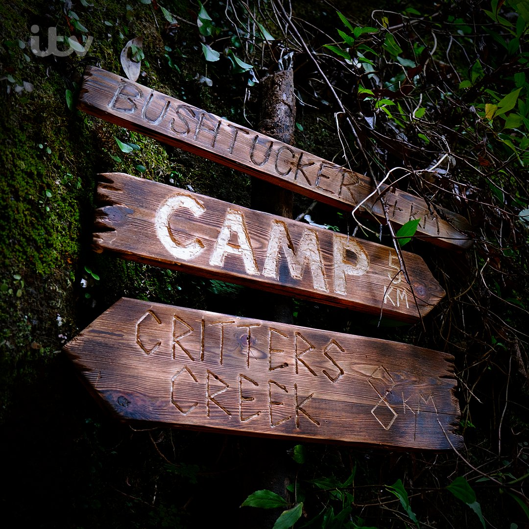 The Jungle drums are calling. See you down under @hollywills 🐨🐍🕷🍃 #ImACeleb @imacelebrity @antanddec
