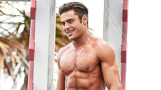 Happy 31st Birthday, Zac Efron See His Sexiest Shirtless Snaps Of All-Time