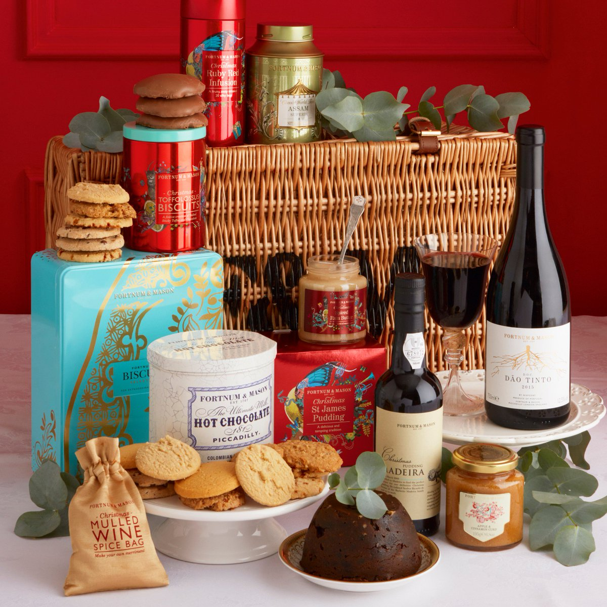 Fortnum Mason On Twitter New Laden With Comforting Creations