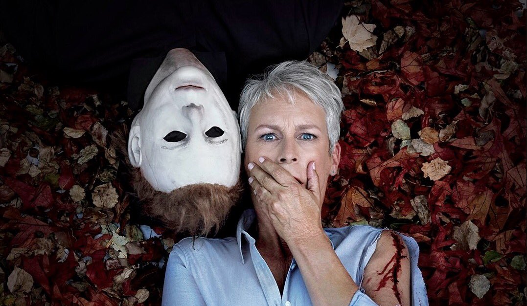 Jamie Lee Curtis is back bitches... can't WAIT to see this film  <br>http://pic.twitter.com/YhrTUQNZL9
