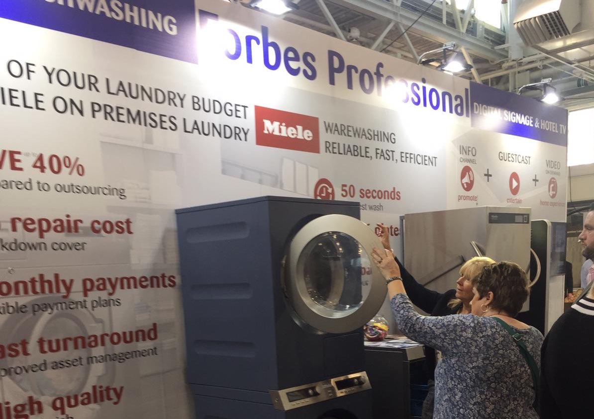 A busy week at The Independent Hotel Show. @indhotelshow #IHS18 Always great to catch up with so many clients as well as making new contacts.