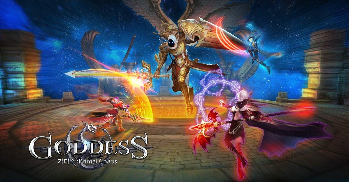 goddess primal chaos stats