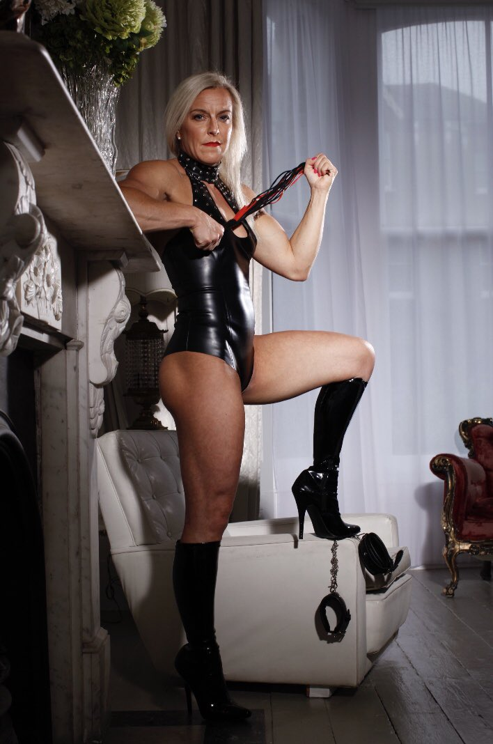 Caning mistress latex london