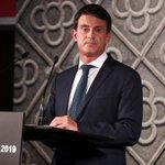 Manuel Valls Twitter Photo