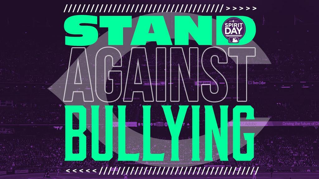 The Reds join MLB in going purple today in honor of #SpiritDay to speak out against bullying & support LGBTQ youth. https://t.co/vKlDVBFioh