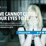 Image for the Tweet beginning: #Trafficking for #sexualexploitation is the