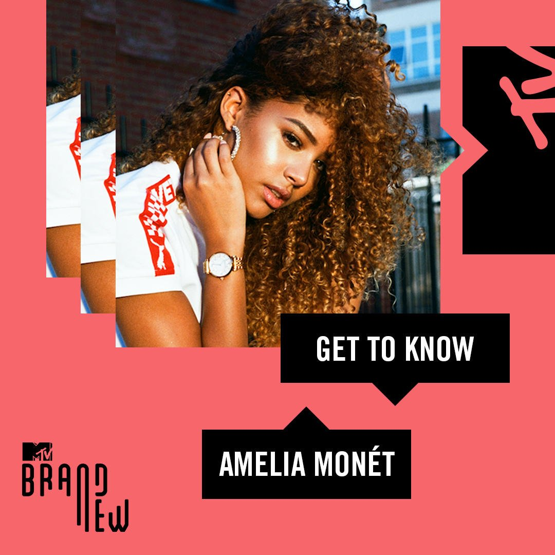 With a milli views in a just one week of her music video for 'Baddest', we had to get to know @AmeliaMonet_❤️ Check out our latest introducing interview here >>> https://t.co/Gag9nL8SZM