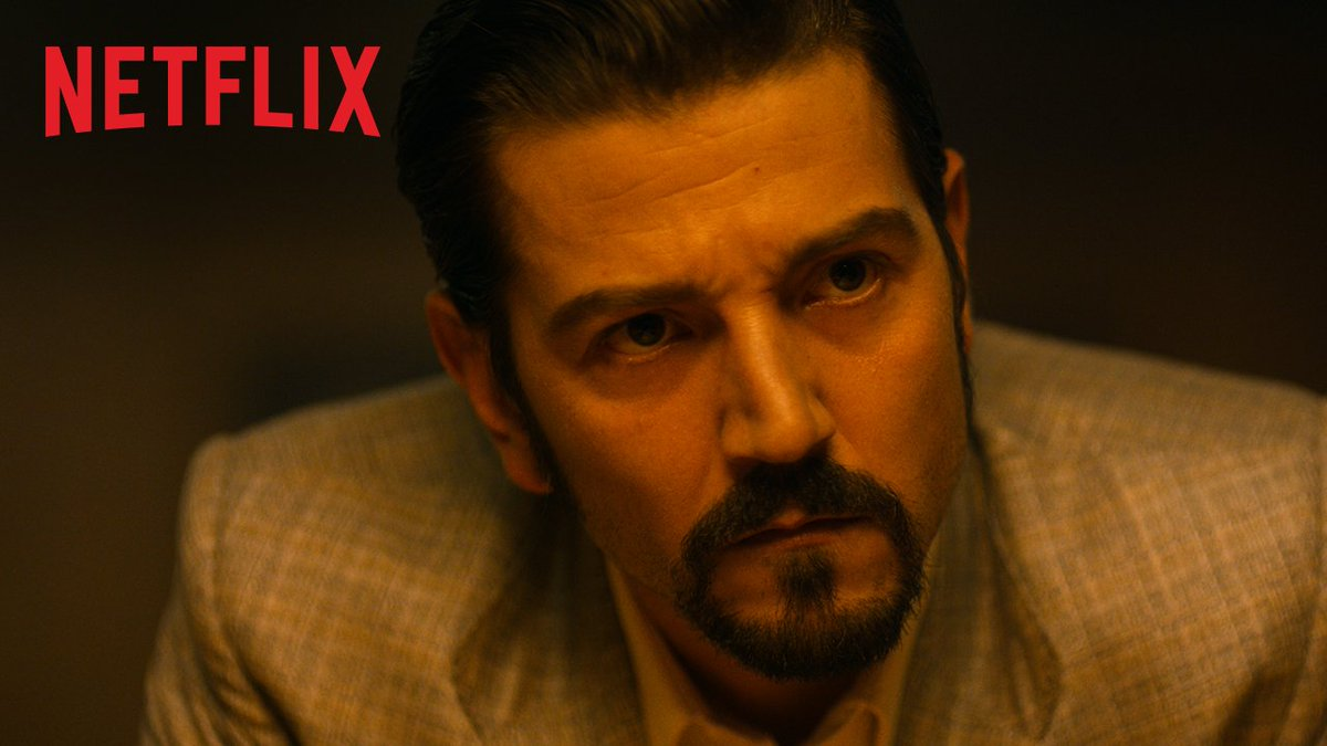 Green fields. White lines. Narcos: Mexico premieres November 16 on @netflix.