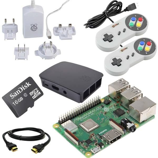 Everything you need to start retro gaming with the Raspberry Pi #RetroGaming buff.ly/2yyxkFP